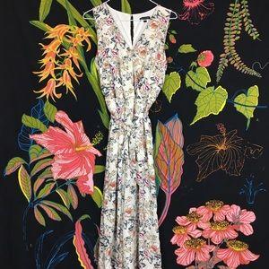 AS YOU WISH / Floral Midi Dress